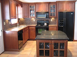 Kitchen gallery there 39 s no place like home traditions for Kitchen remodel ideas raised ranch